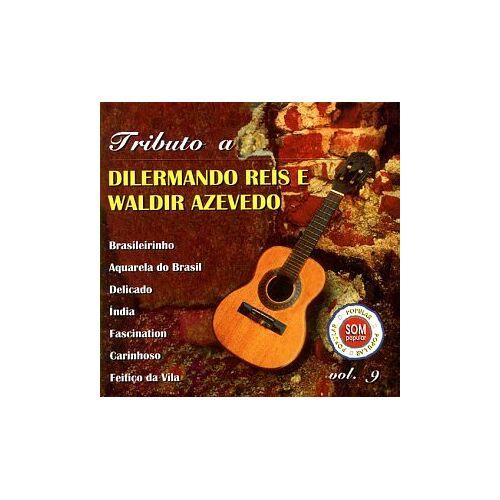 Various - Dilermando Reis/Waldir Azevedo - Preis vom 11.05.2021 04:49:30 h