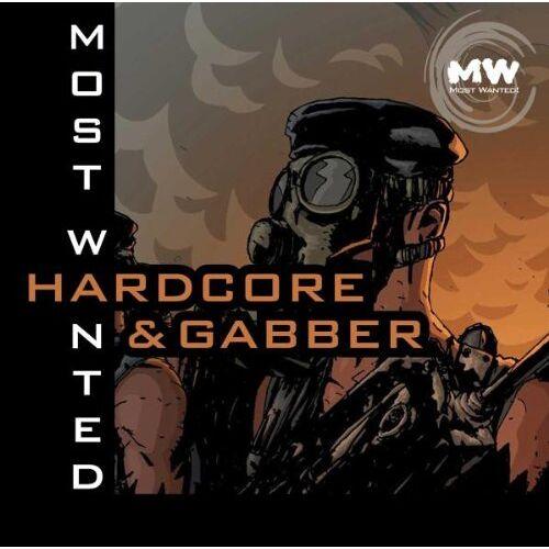 Various - Hardcore & Gabber - Preis vom 05.05.2021 04:54:13 h