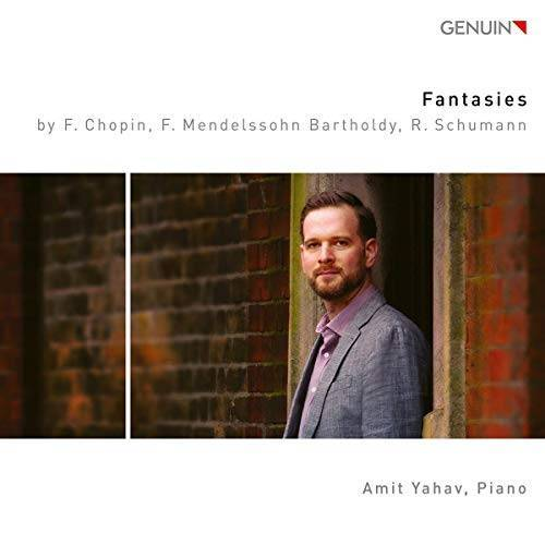 Amit Yahav - Fantasies - Werke für solo Piano - Preis vom 24.01.2021 06:07:55 h