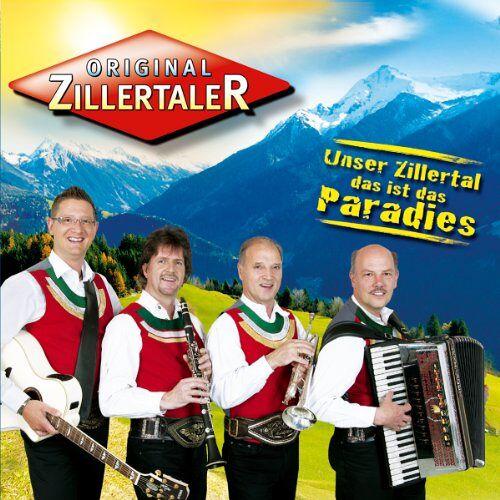 Original Zillertaler - Unser Zillertal das ist das Paradies - Preis vom 18.02.2020 05:58:08 h