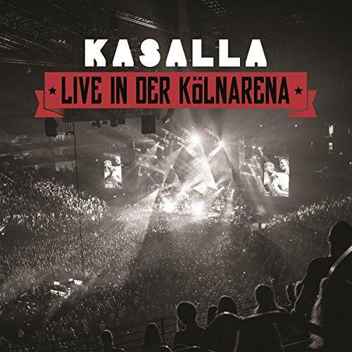 Kasalla - Kasalla-Live in der Kölnarena - Preis vom 11.04.2021 04:47:53 h