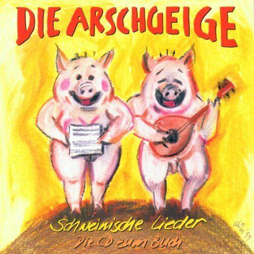 Zupfgeigenhansel Erich Schmeckenbecher - Schweinische Lieder - Preis vom 20.10.2020 04:55:35 h