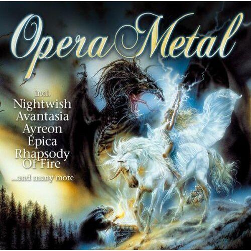 Various - Opera Metal Vol. 1 - Preis vom 13.05.2021 04:51:36 h