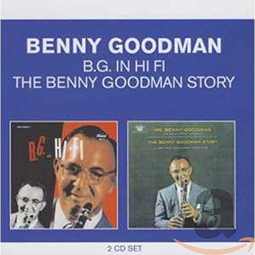 Benny Goodman - B.G. in Hi Fi/the Benny Goodman Story - Preis vom 15.05.2021 04:43:31 h