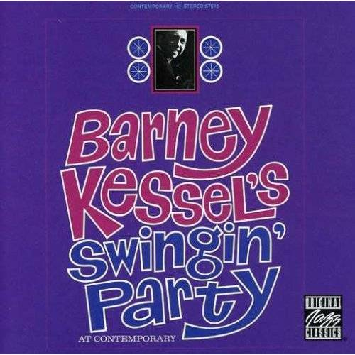 Barney Kessel - Barney Kessel's Swingin Party - Preis vom 18.10.2020 04:52:00 h