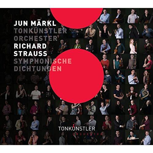 Tonkünstler-Orchester - Richard Strauss: Symphonische Dichtungen - Preis vom 20.10.2020 04:55:35 h