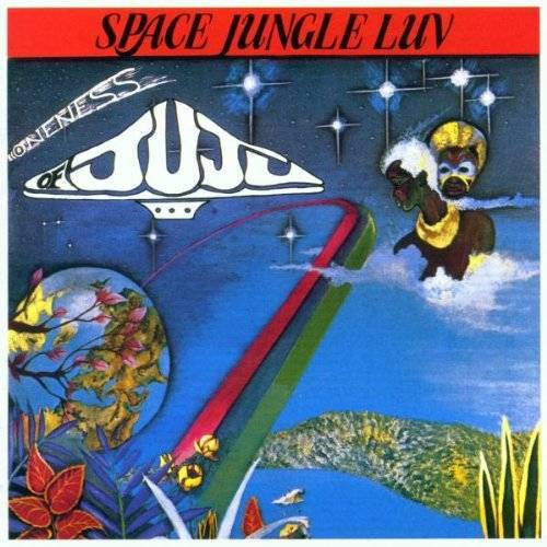 Oneness of Juju - Space Jungle Luv - Preis vom 20.10.2020 04:55:35 h
