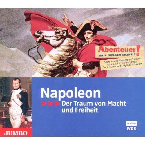 Maja Nielsen - Abenteuer! Maja Nielsen Erzählt-Napoleon - Preis vom 20.10.2020 04:55:35 h