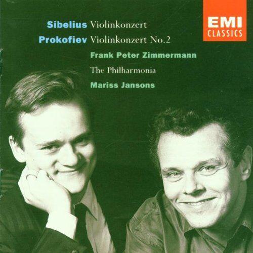 Zimmermann - Violinkonzert Op. 47 / Violinkonzert 2 - Preis vom 09.04.2021 04:50:04 h