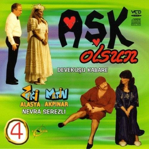 Metin Akpinar - Ask Olsun 4 - Preis vom 17.10.2020 04:55:46 h
