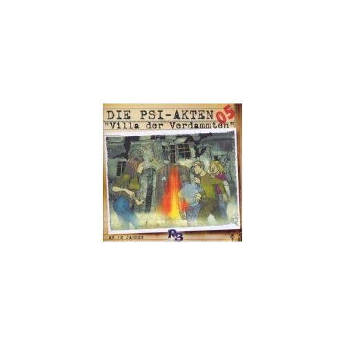 Die Psi-Akten - Villa der Verdammten (05) - Preis vom 25.02.2021 06:08:03 h