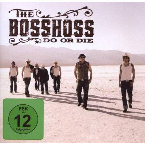 the Bosshoss - Do Or Die (Ltd.Deluxe Edt.) - Preis vom 09.04.2021 04:50:04 h