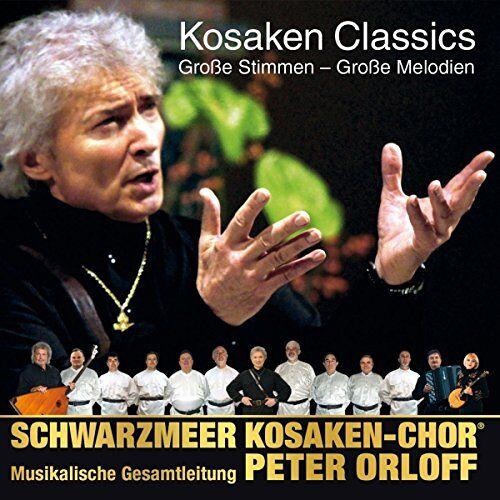 Peter Orloff & der Schwarzmeer Kosaken Chor - Kosaken-Classics - Preis vom 28.02.2021 06:03:40 h