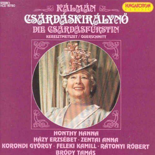 Miklos Cseres - Kálmán: Die Csardasfürstin (Querschnitt) - Preis vom 05.03.2021 05:56:49 h