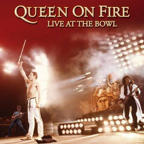 Queen - Queen on Fire-Live at the Bowl - Preis vom 12.08.2020 04:52:08 h