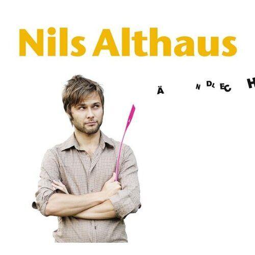 Nils Althaus - Ändlech - Preis vom 20.10.2020 04:55:35 h