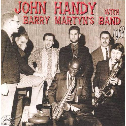 Capt. John Handy - With Barry Martyn's Band - Preis vom 11.05.2021 04:49:30 h