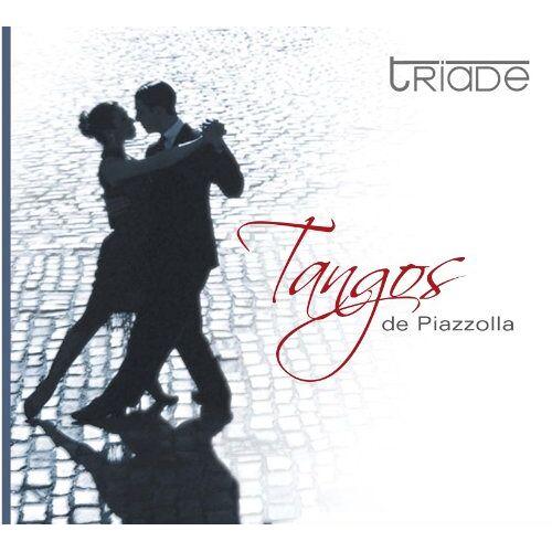 ensemble Triade - Triade: Tangos de Piazzolla - Preis vom 17.10.2019 05:09:48 h