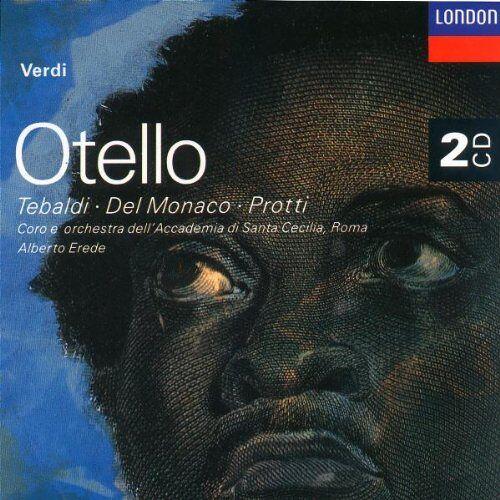 Tebaldi - Othello (Ga) - Preis vom 18.04.2021 04:52:10 h