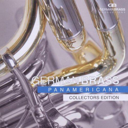 - German Brass - Panamericana - Preis vom 07.03.2021 06:00:26 h