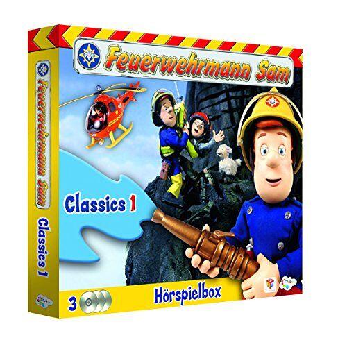 Feuerwehrmann Sam - Feuerwehrmann Sam Classics - Hörspiel Box 1 (3 CDs) - Preis vom 17.04.2021 04:51:59 h