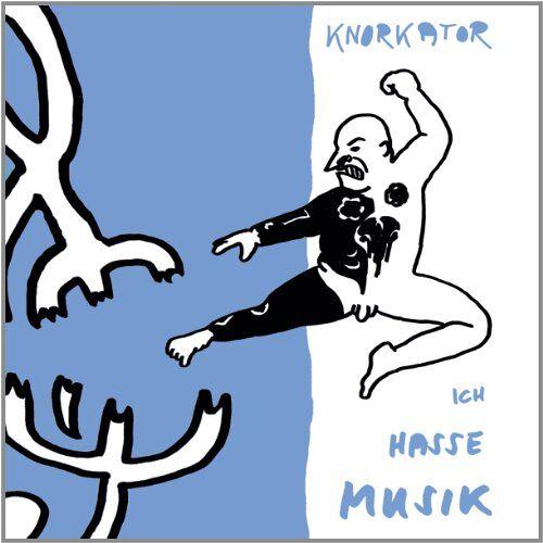 Knorkator - Ich Hasse Musik - Preis vom 18.10.2020 04:52:00 h