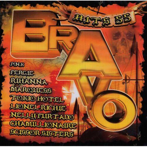 Bravo Hits-Oesterreich - Vol.55-Bravo Hits-Oesterreich - Preis vom 17.02.2020 06:01:42 h
