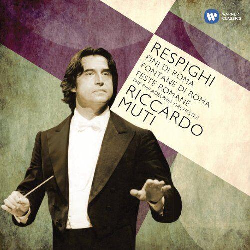 Riccardo Muti - Römische Pinien,Feste,Brunnen - Preis vom 20.10.2020 04:55:35 h