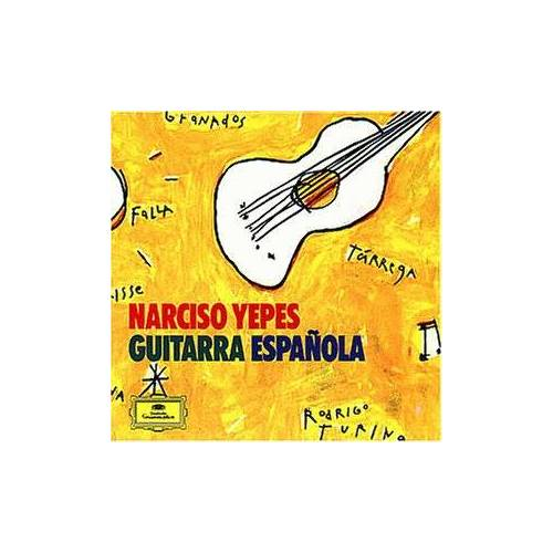 Narciso Yepes - Spanische Gitarrenmusik - Preis vom 24.02.2021 06:00:20 h