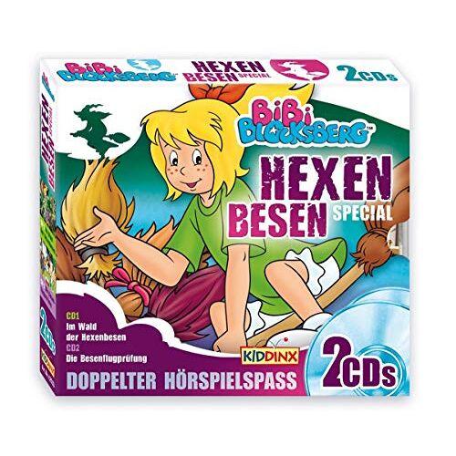 Bibi Blocksberg - Hexenbesen-Special (Im Wald der Hexenbesen / Die Besenflugprüfung) - Preis vom 06.09.2020 04:54:28 h