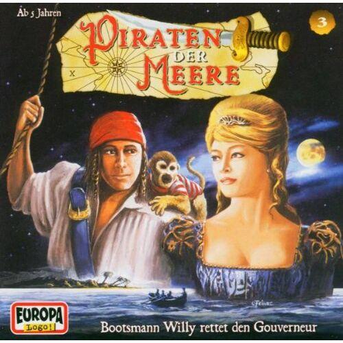 Piraten der Meere 3 - Piraten Der Meere  3-Bootsma - Preis vom 16.02.2020 06:01:51 h