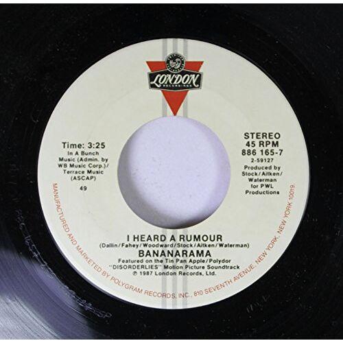 Bananarama - Bananarama [Vinyl LP] - Preis vom 20.10.2020 04:55:35 h