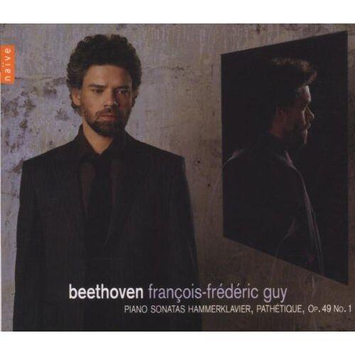 Francois-Frederic Guy - Piano Sonatas Hammerklavier/+ - Preis vom 15.05.2021 04:43:31 h