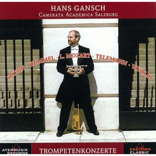 Gansch - Trompetenkonzerte - Preis vom 24.02.2021 06:00:20 h