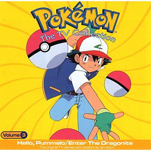 Pokemon - Pokemon Vol.3 - Preis vom 01.12.2019 05:56:03 h