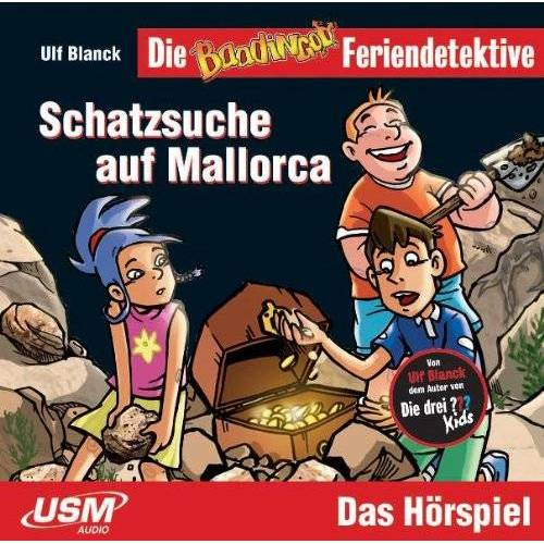 die Feriendetektive - Die Feriendetektive. Schatzsuche auf Mallorca - Preis vom 19.10.2019 05:00:42 h
