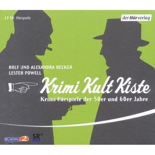 Becker, Rolf A. - Krimi Kult Kiste 7: Neues von Dickie Dick Dickens / Die Dame ist leichtfertig / Die vielgeliebte Dame - Preis vom 20.10.2020 04:55:35 h