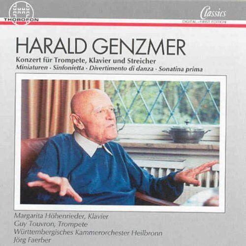 M. Höhenrieder - Konzerte und Orchesterwerke - Preis vom 20.10.2020 04:55:35 h