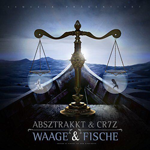 Absztrakkt & Cr7z - Waage & Fische - Preis vom 22.02.2021 05:57:04 h