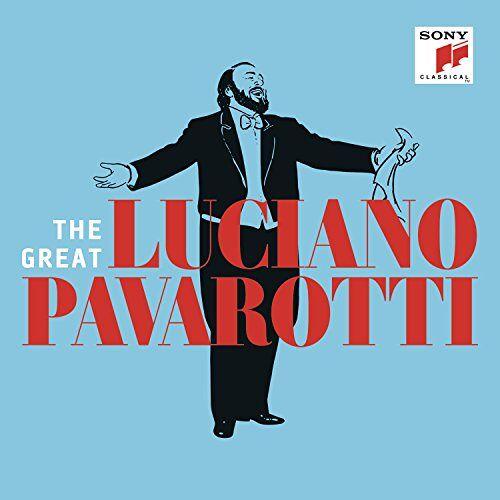 Luciano Pavarotti - The Great Luciano Pavarotti - Preis vom 18.10.2020 04:52:00 h