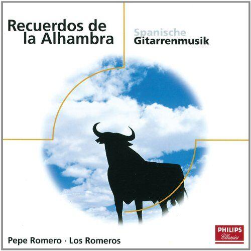 Pepe Romero - Spanische Gitarrenmusik (Eloquence) - Preis vom 24.02.2021 06:00:20 h