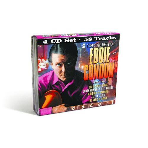 Eddie Condon - Only the Best of Eddie Condon - Preis vom 13.05.2021 04:51:36 h