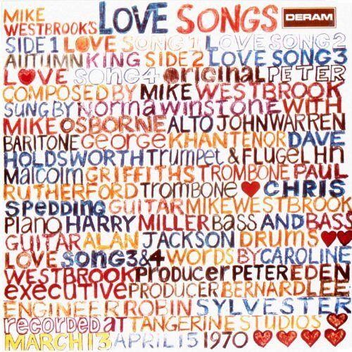 Mike Westbrook - Love Song - Preis vom 15.04.2021 04:51:42 h