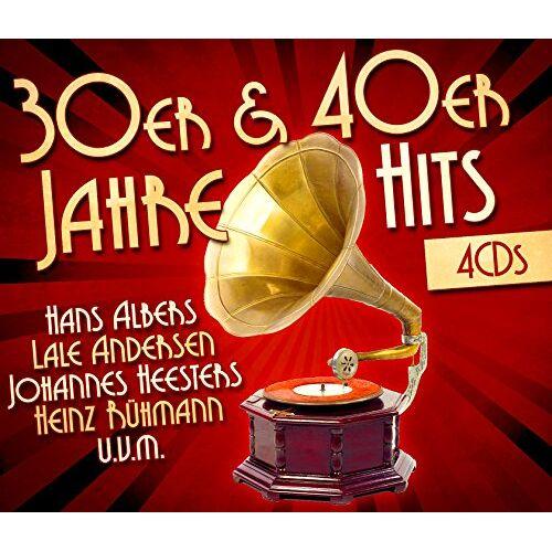 H - 30er & 40er Jahre Hits - Preis vom 08.12.2019 05:57:03 h