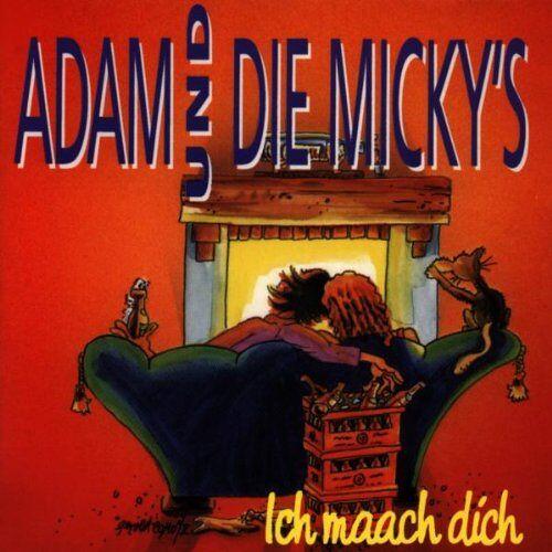 Adam & Die Micky's - Ich Maach Dich - Preis vom 05.09.2020 04:49:05 h