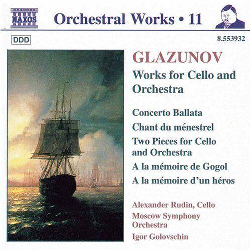 Alexander Rudin - Orchesterwerke - Preis vom 14.05.2021 04:51:20 h