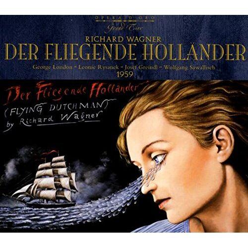 George London - Fliegende Hollaender, der - Preis vom 24.05.2020 05:02:09 h