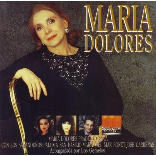 Pradera, Maria Dolores - Maria Dolores - Preis vom 15.04.2021 04:51:42 h