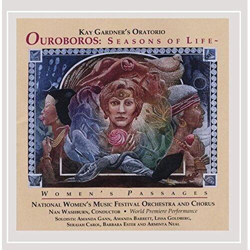 Kay Gardner - Ouroboros - Preis vom 17.10.2020 04:55:46 h
