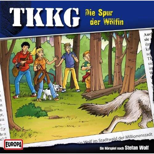 Tkkg - 177/Die Spur Der Wölfin - Preis vom 05.05.2021 04:54:13 h